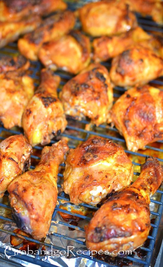 Super easy to make Tender Oven Baked Chicken Legs