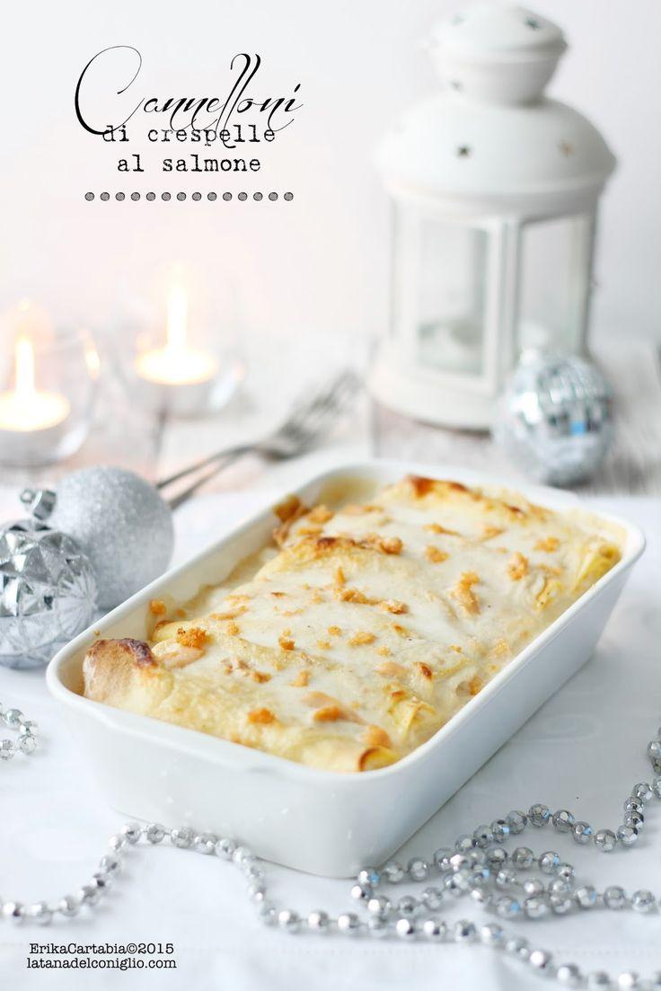Questa ricetta è una golosa variante rispetto alle classica pasta al forno che solitamente vengono proposte nel periodo Natalizio. Morb...