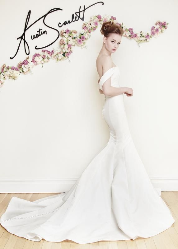 Austin Scarlett Bridal Spring 2016 Collection