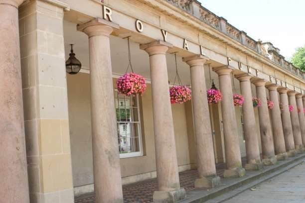 The Royal Pump Rooms Wedding Reception Venue in Leamington Spa, Warwickshire