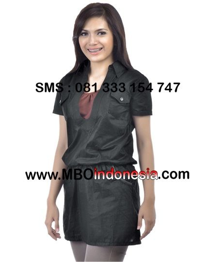 Baju Dres Terbaru - | Baju dress wanita | Pinterest