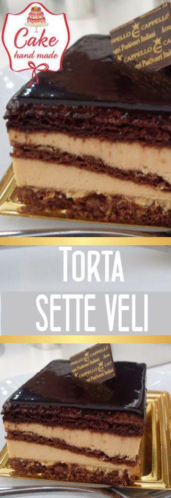 Sette Veli, un capolavoro della pasticceria Palermitana!