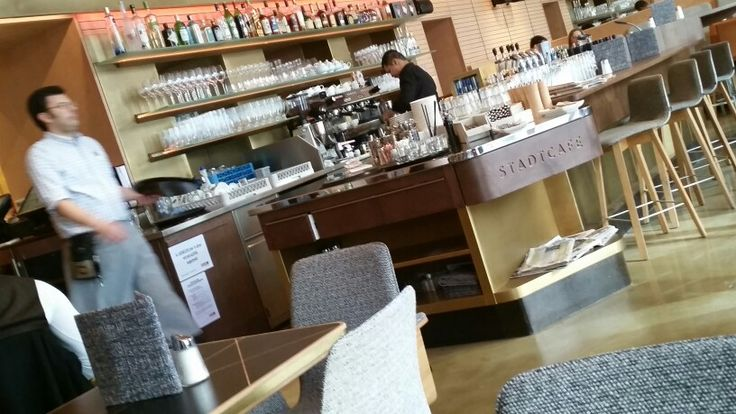 Stadtcafe, ehemals Orlando di Castello, Freyung, 1010 Wien - sehr gutes Frühstück!