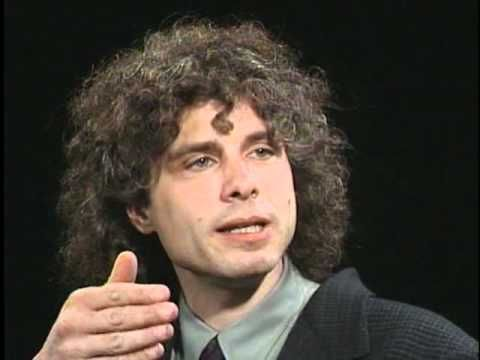 Stephen Pinker: Language and Consciousness (excerpt) -- Thinking Allowed DVD w/ Jeffrey Mishlove - YouTube