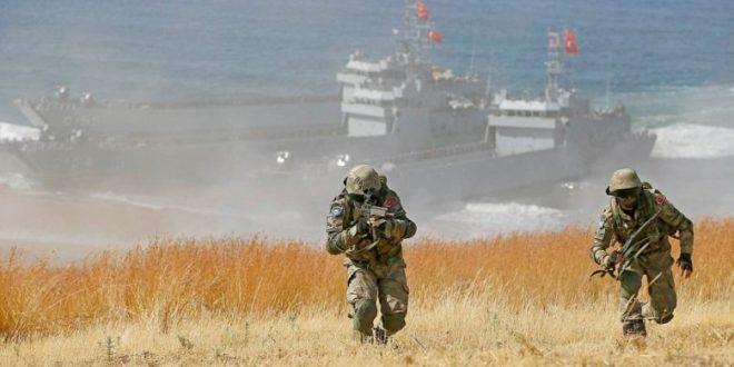 Η Τουρκία στήνει σκηνικό πολέμου: Επαναφέρουν τη θεωρία των «γκρίζων ζωνών» και διεκδικούν νησιά μας – «Να ελεγχθεί η Ελλάδα για τους S-300»
