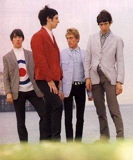 The Who look sharp. Come dress like a true mod with Ben Sherman.