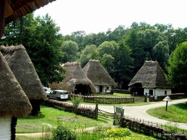 Muzeul Astra Sibiu Romania