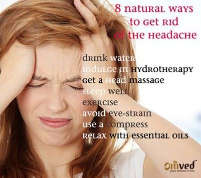 Natural Ways To Get Rid Of Cluster Headaches