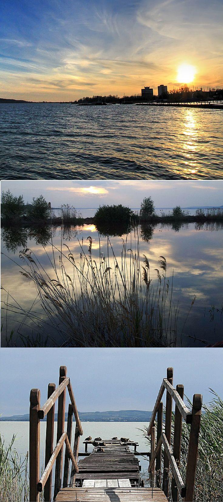 Natur, Entspannung und Campen - Urlaub am Balaton #balaton #plattensee #camping…