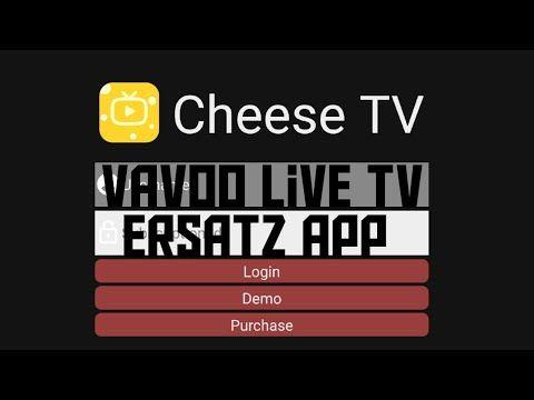 Vavoo Live TV Ersatz / Cheese TV - März 2019 Edition - Vavoo Pro