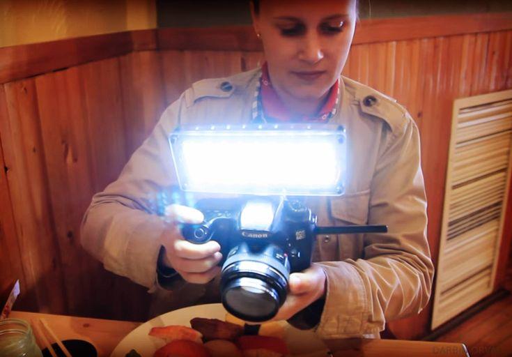 Voici un tutoriel pour réaliser un mini panneau de LED pour éclairer des projets photo ou vidéo. 4 piles plates de 3V fournissent une autonomie de 1h. - La Fabrique DIY, premier site collaboratif de tutoriels DIY