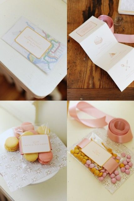 Oh Lovely Day™: DIY Welcome Box