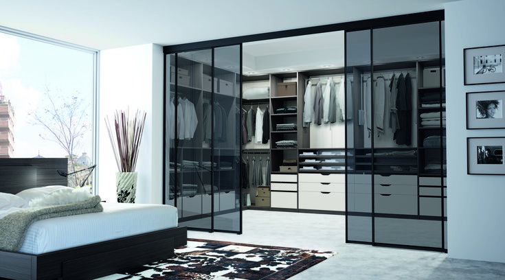 dressing in ipso ch ne de lucombe portes de s paration suspendue en verre de s curit. Black Bedroom Furniture Sets. Home Design Ideas