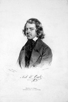 Niels Wilhelm Gade – Wikipedia, wolna encyklopedia