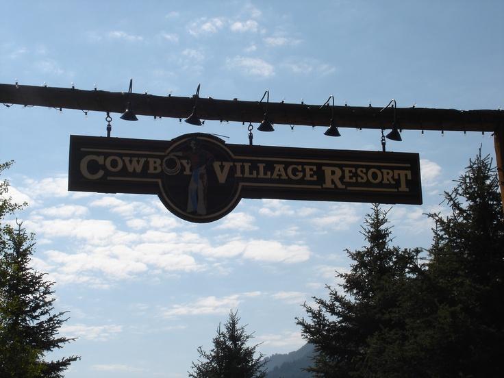 Cowboy Village Resort Jackson Wyoming