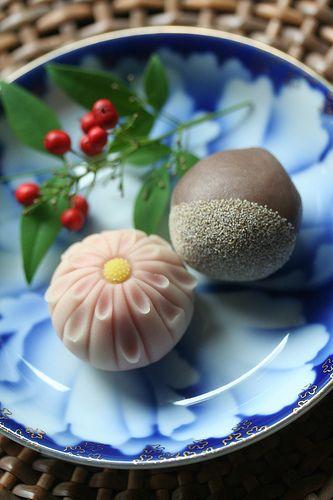 Tea sweets-autumn