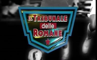 Il tribunale delle romane