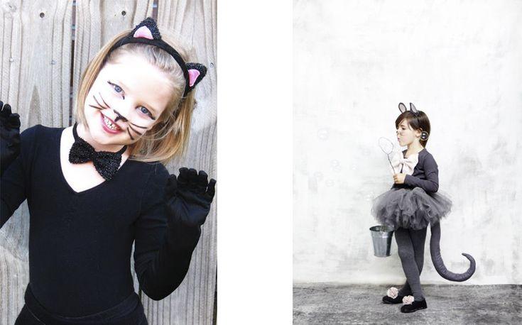 disfraz de gato casero