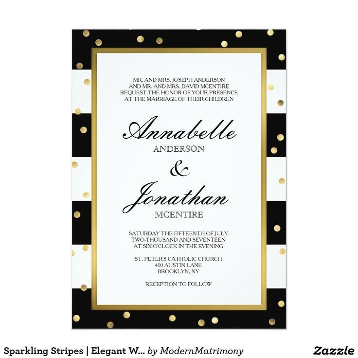 866 best modern wedding invitations images on pinterest modern