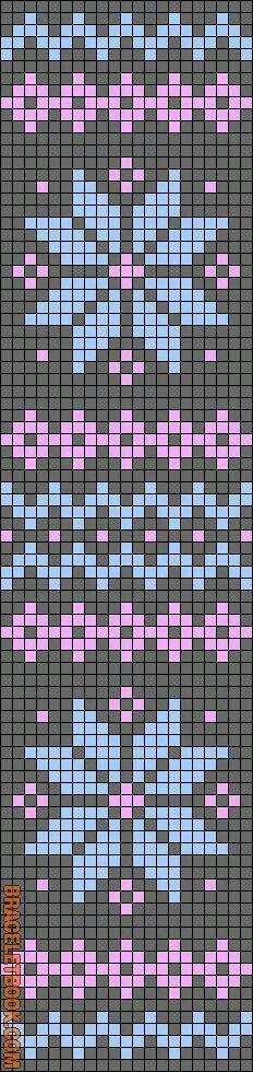 C2c scarf pattern :)