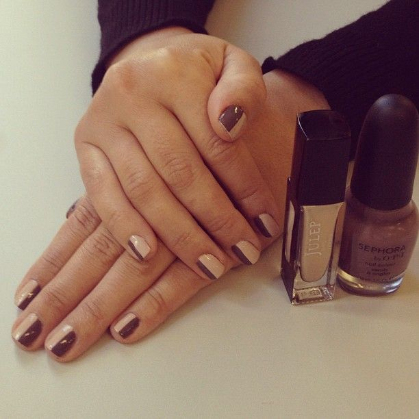 a new take on nude.