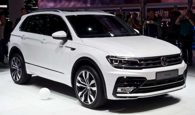 2017 Vw Diesel Cars Lineup All Series In 2020 Volkswagen Car Volkswagen Touareg Tiguan R