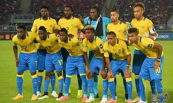 الغابون تحصد المركز الخامس في بطولة الأمم الأفريقية لكرة اليد Gaming Logos Teams Sports