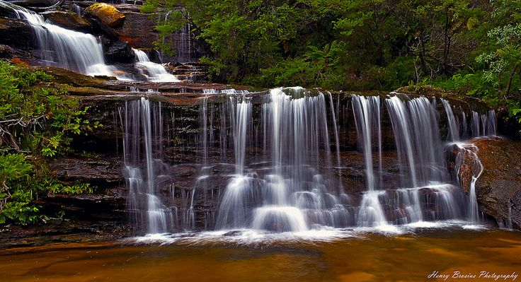 Queen's Cascade - Blue Mountains