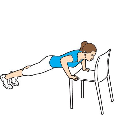 Sitting too much? Try these fat-melting, back-saving moves!