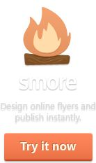 Lesa Haney uses Smore to design an online flyer to share websites, apps, and links for learning.  Try out Smore now!