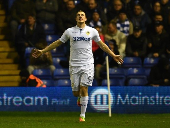 awesome Yann Kermorgant Must Mean Reading Would Have Lost By More – Leeds Boss Garry Monk
