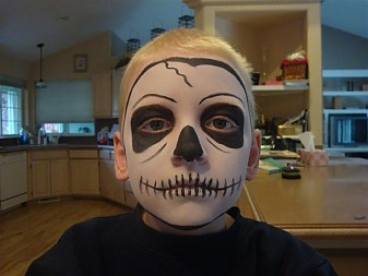 Skeleton Face by Madsen Masterpieces
