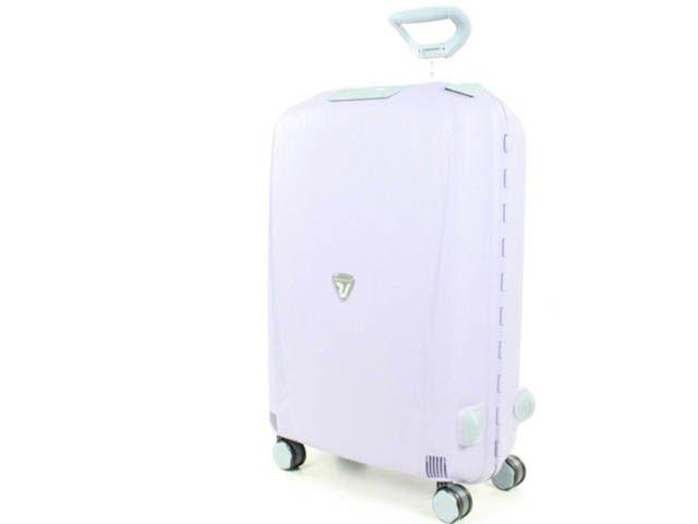 Voyage Léger:   VALISE LIGHT. RONCATO.  http://www.plumevoyage.fr/shopping-objets-voyageurs-voyage-leger/