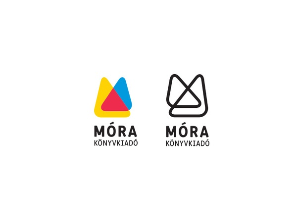 Móra Publisher visual identity by made by zwoelf , via Behance
