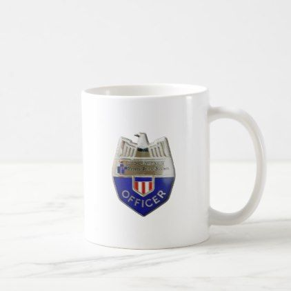 Federal Prison Officer Coffee Mug - office decor custom cyo diy creative