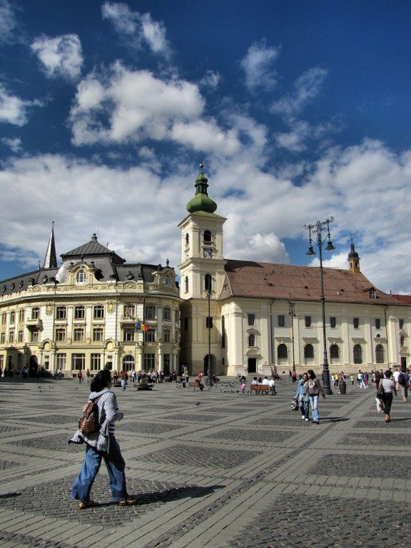 Sibiu, Former European Capital of Culture in 2007, Romania www.romaniasfriends.com / City Break