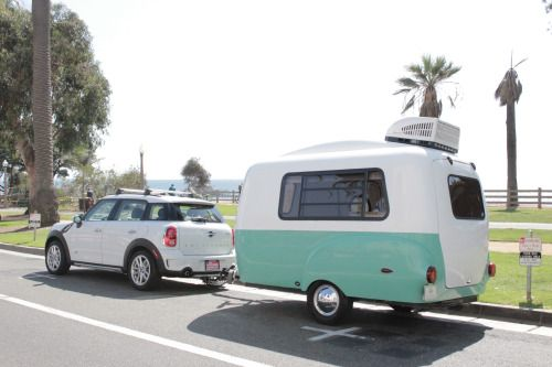 The Happier Camper is all about modern and Vintage Ultra Light Travel Trailers, lifestyle and...