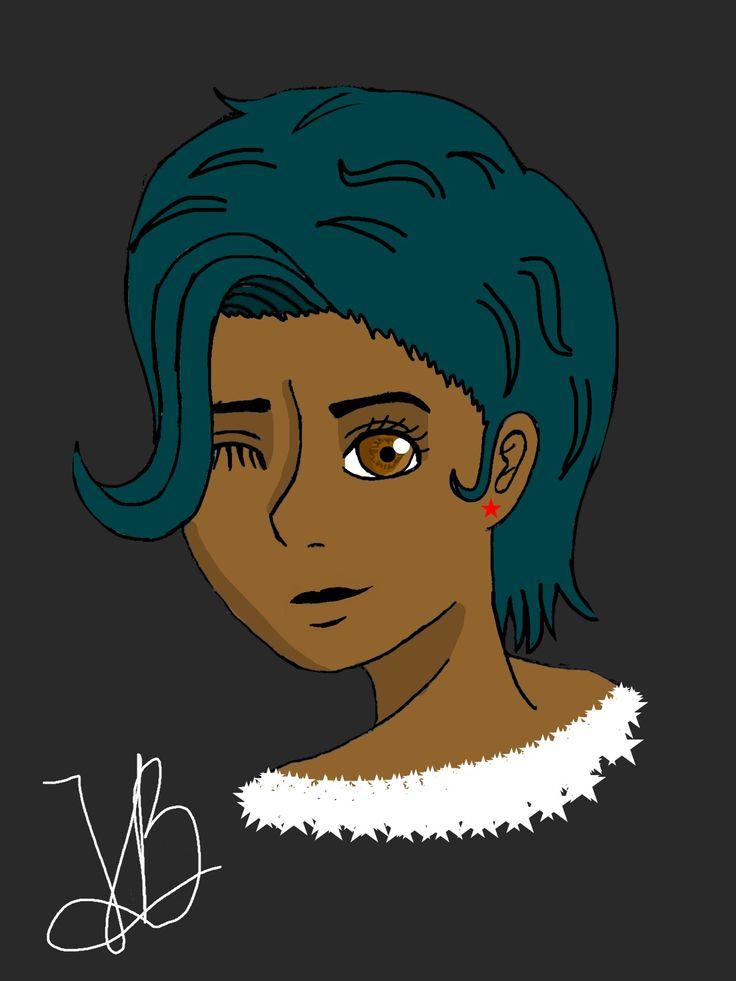Alessa (the sister twin Of Niveusa)