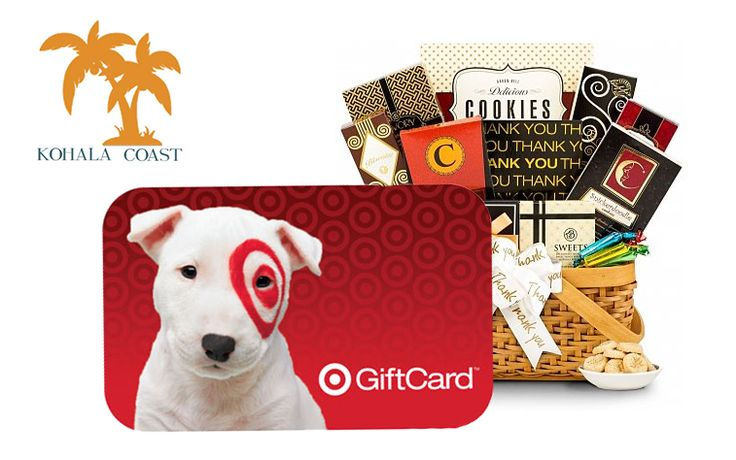 $100 Target Gift Card & Tropical Hawaii Spring Basket Giveaway