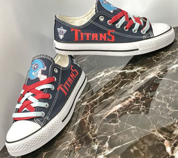 TENNESSEE TITANS Custom Men's & Women's by KustomKickzNThingz