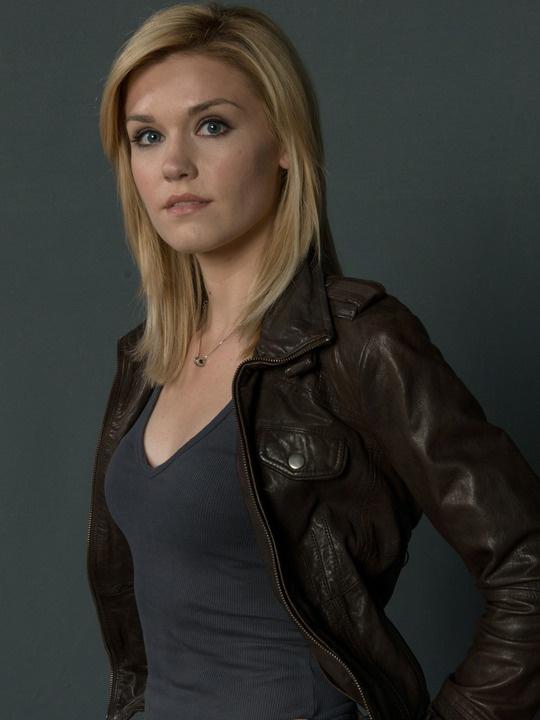 Haven, Emily Rose as Audrey Parker
