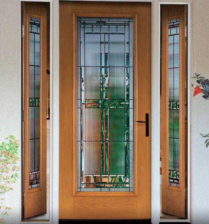 Vented Exterior Doors & Premium Vented Flush Primed White