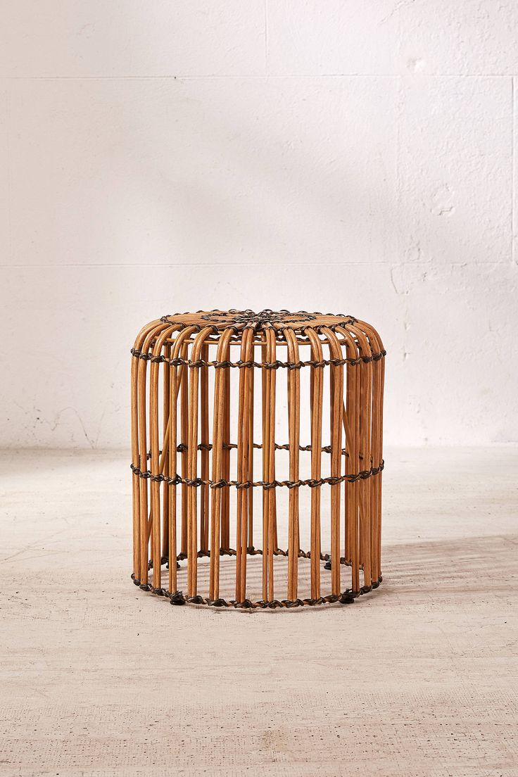 Shop Ryla Rattan Stool at Urban Outfitters today. We carry all the latest styles, colors and brands for you to choose from right here.
