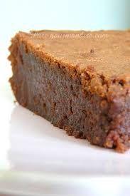 Moelleux à la farine de châtaigne - La Cuisine de Mamie Tho