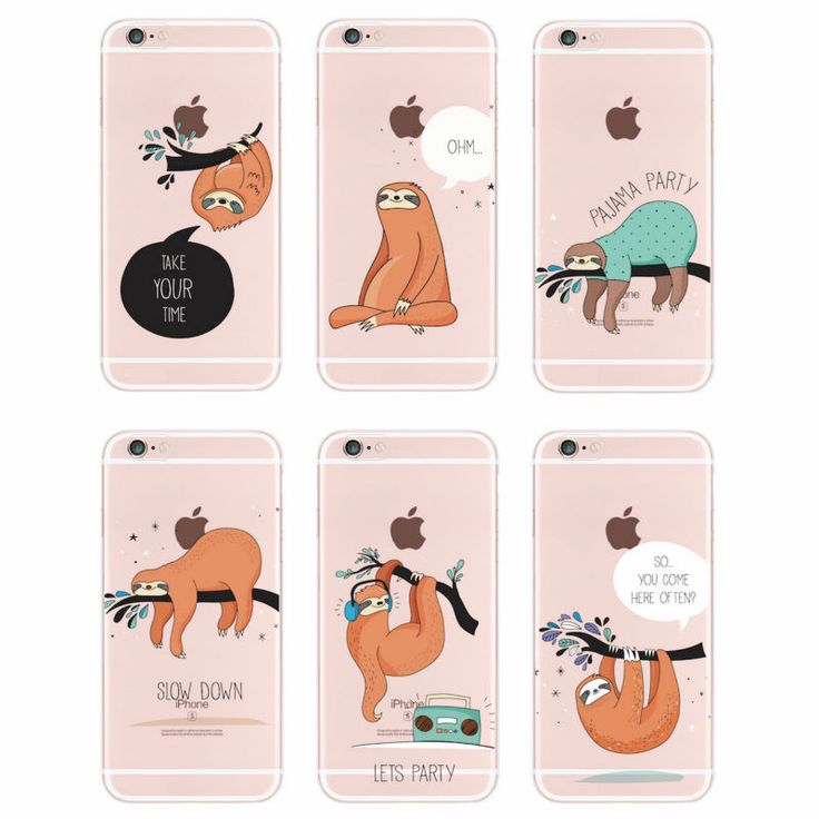 Find More Phone Bags & Cases Information about For iPhone 4S 5S 6S 6Plus 7Plus 7 5C SE Samsung Galaxy Zootopia Sloth Cute Animals Soft Silicon Transparent Printed Phone Case,High Quality phone case printing,China phone necklace case Suppliers, Cheap phone case brand from World Design Phone Accessories on Aliexpress.com