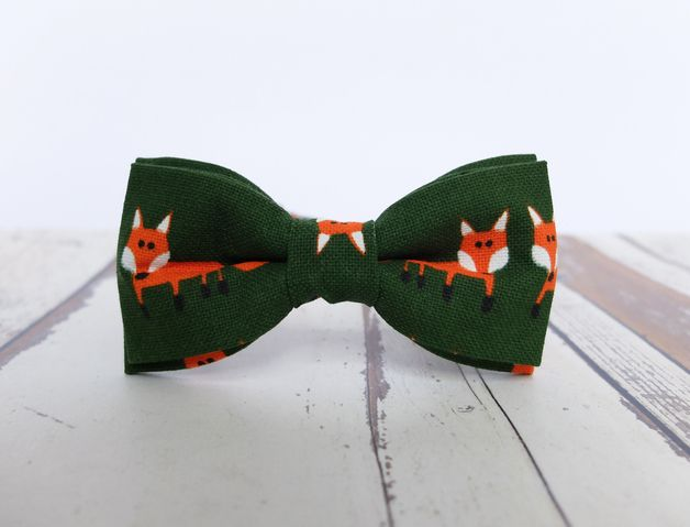 earthy colors on dawanda.com Bow Ties – Men's Bow Tie by BartekDesign – a unique product by BartekDesign on DaWanda
