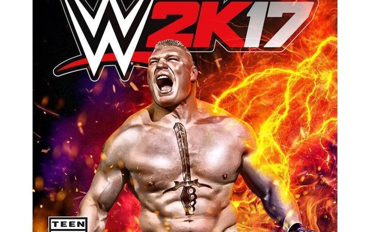 WWE 2K17 Sony PlayStation 3 PS3 Wrestling Video Game Brand New SEALED