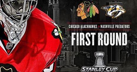 2015 first round Stanley Cup playoff schedule