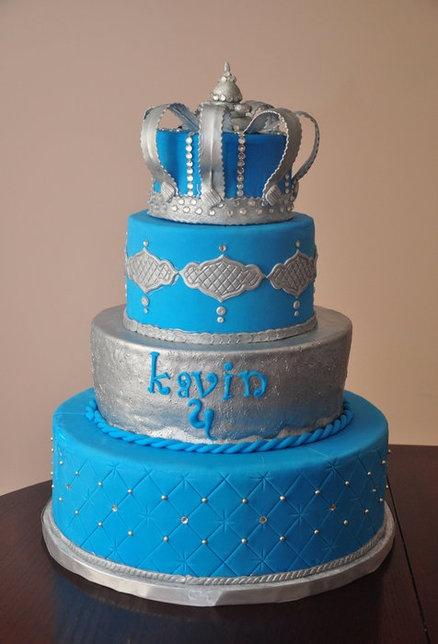 Prince cake  Cake by SpringBloomCakes