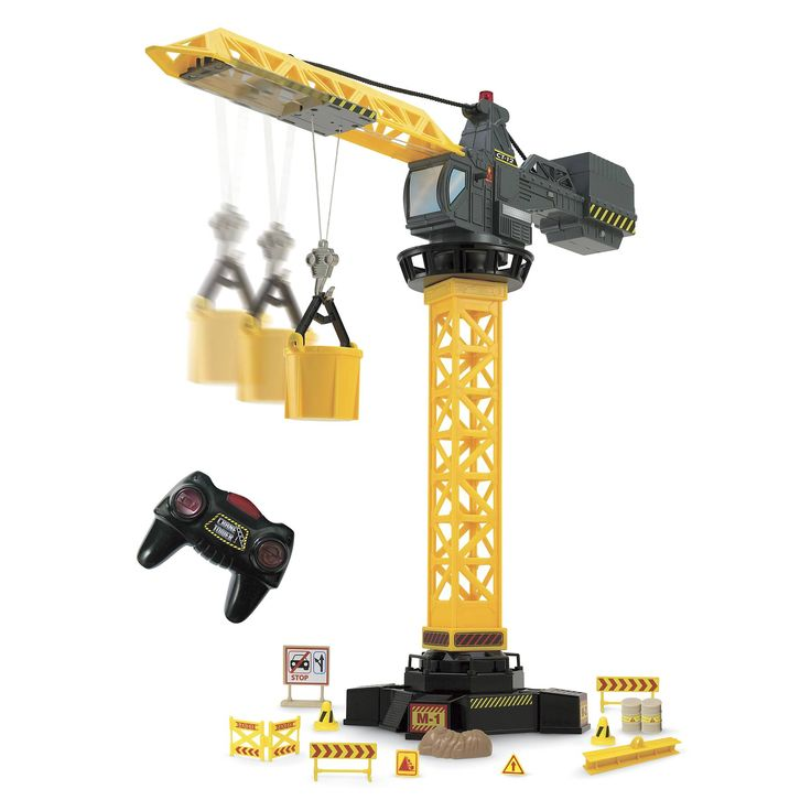 Giant RC Crane Tower - Young Explorers Creative ...